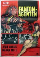 Train d'enfer - Swedish Movie Poster (xs thumbnail)