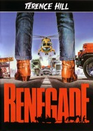 Renegade - German Movie Poster (xs thumbnail)