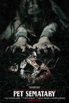Pet Sematary - British Movie Poster (xs thumbnail)