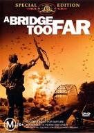 A Bridge Too Far - Australian DVD movie cover (xs thumbnail)