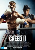 Creed II - Australian Movie Poster (xs thumbnail)