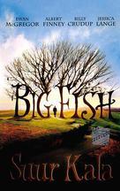 Big Fish - Estonian Movie Cover (xs thumbnail)