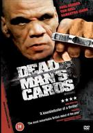 Dead Man's Cards - British DVD cover (xs thumbnail)