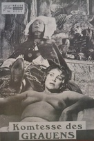 Countess Dracula - Austrian poster (xs thumbnail)
