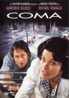 Coma - German DVD cover (xs thumbnail)