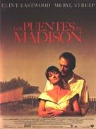 The Bridges Of Madison County - Spanish Movie Poster (xs thumbnail)
