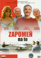 Forget About It - Czech DVD cover (xs thumbnail)