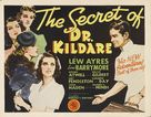 The Secret of Dr. Kildare - Movie Poster (xs thumbnail)