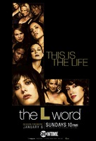 """The L Word"" - Movie Poster (xs thumbnail)"