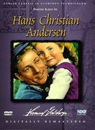 Hans Christian Andersen - DVD cover (xs thumbnail)