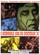 X - French Movie Poster (xs thumbnail)