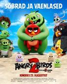 The Angry Birds Movie 2 - Estonian Movie Poster (xs thumbnail)