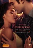 The Twilight Saga: Breaking Dawn - Part 1 - Australian Movie Poster (xs thumbnail)