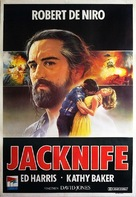 Jacknife - Turkish Movie Poster (xs thumbnail)