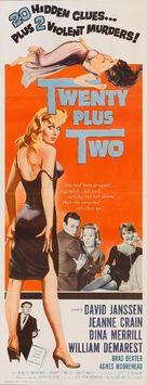 Twenty Plus Two - Movie Poster (xs thumbnail)