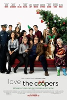 Love the Coopers - Movie Poster (xs thumbnail)