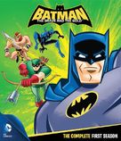 """Batman: The Brave and the Bold"" - Blu-Ray movie cover (xs thumbnail)"