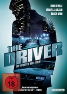 The Driver - German DVD cover (xs thumbnail)