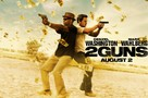 2 Guns - British Movie Poster (xs thumbnail)