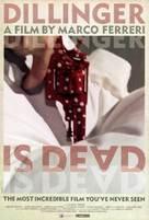 Dillinger è morto - Movie Poster (xs thumbnail)