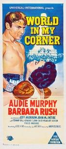 World in My Corner - Australian Movie Poster (xs thumbnail)