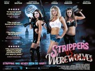 Strippers vs Werewolves - British Movie Poster (xs thumbnail)