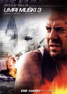 Die Hard: With a Vengeance - Croatian DVD cover (xs thumbnail)