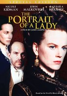 The Portrait of a Lady - DVD cover (xs thumbnail)