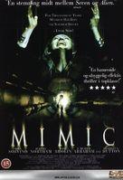 Mimic - Danish DVD cover (xs thumbnail)