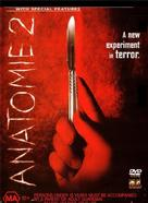 Anatomie 2 - Australian Movie Cover (xs thumbnail)