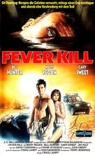 Fever - German VHS movie cover (xs thumbnail)