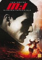 Mission: Impossible - Danish DVD movie cover (xs thumbnail)
