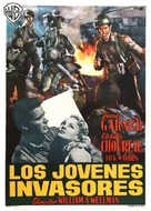 Darby's Rangers - Spanish Movie Poster (xs thumbnail)