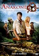 Anaconda III - Czech Movie Cover (xs thumbnail)