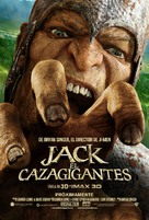 Jack the Giant Slayer - Mexican Movie Poster (xs thumbnail)