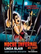 Hell Night - Spanish Blu-Ray movie cover (xs thumbnail)