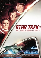 Star Trek: The Undiscovered Country - Movie Cover (xs thumbnail)