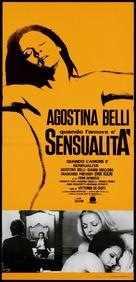 Quando l'amore è sensualità - Italian Movie Poster (xs thumbnail)