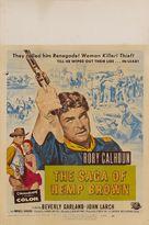 The Saga of Hemp Brown - Movie Poster (xs thumbnail)