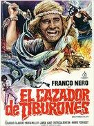 Cacciatore di squali, Il - Spanish Movie Poster (xs thumbnail)