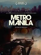 Metro Manila - French Movie Poster (xs thumbnail)