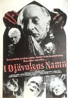 House of Mortal Sin - Swedish Movie Poster (xs thumbnail)