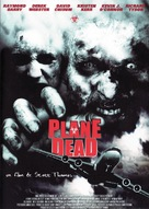 Flight of the Living Dead: Outbreak on a Plane - French DVD cover (xs thumbnail)