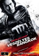 Bangkok Dangerous - Hungarian Movie Poster (xs thumbnail)