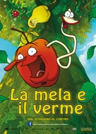 Æblet & ormen - Italian Movie Poster (xs thumbnail)