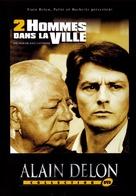 Deux hommes dans la ville - French Movie Cover (xs thumbnail)