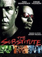 The Substitute - French Movie Poster (xs thumbnail)