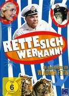 Polosatyy reys - German DVD cover (xs thumbnail)