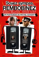 Be Kind Rewind - French Movie Poster (xs thumbnail)