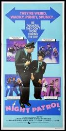 Night Patrol - Australian Movie Poster (xs thumbnail)